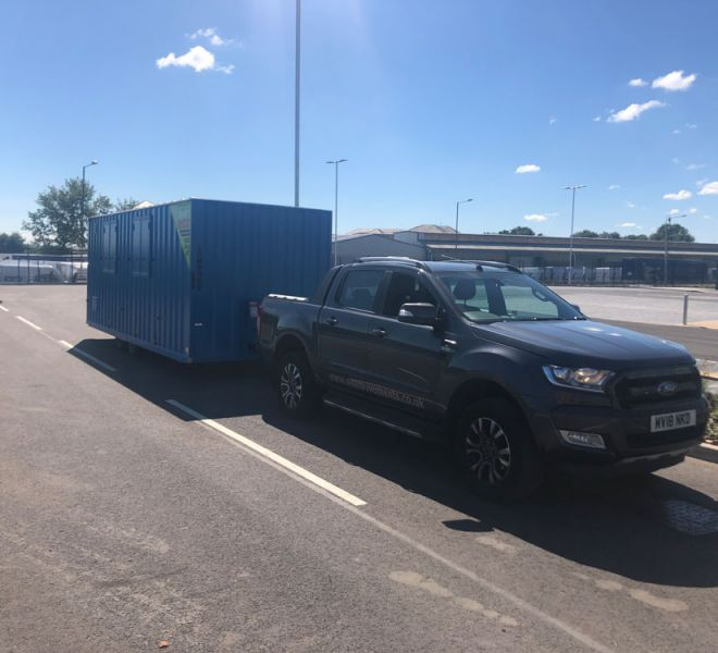 Site Movements UK towable units