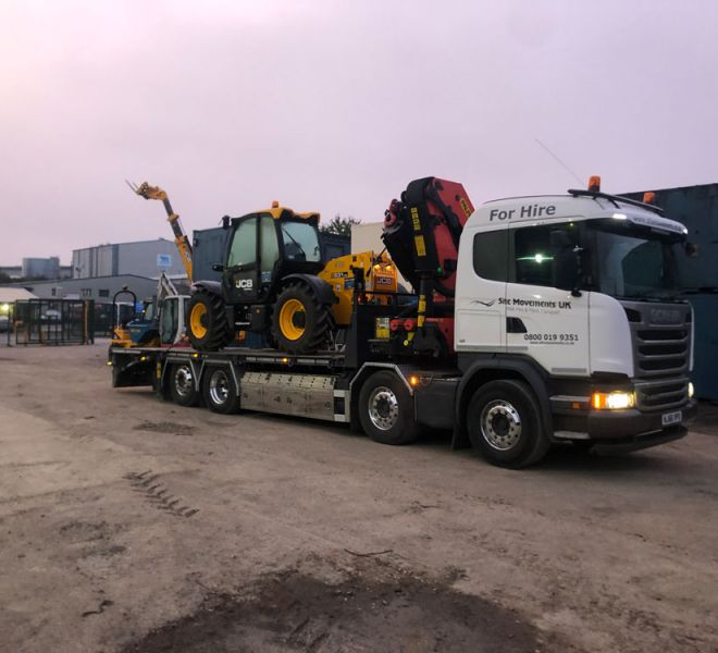Plant transport Greater Manchester