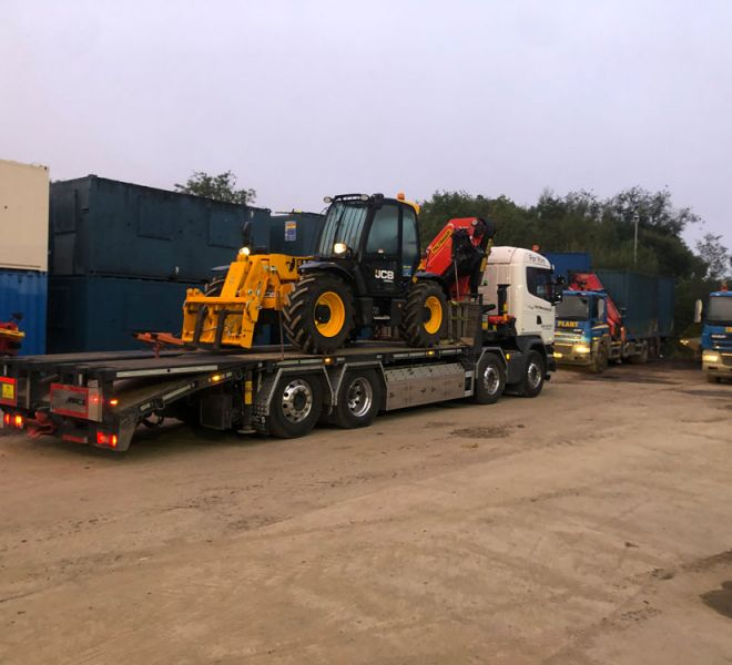 Construction and plant transport