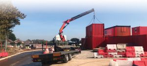 Hiab Truck Rental Greater Manchester
