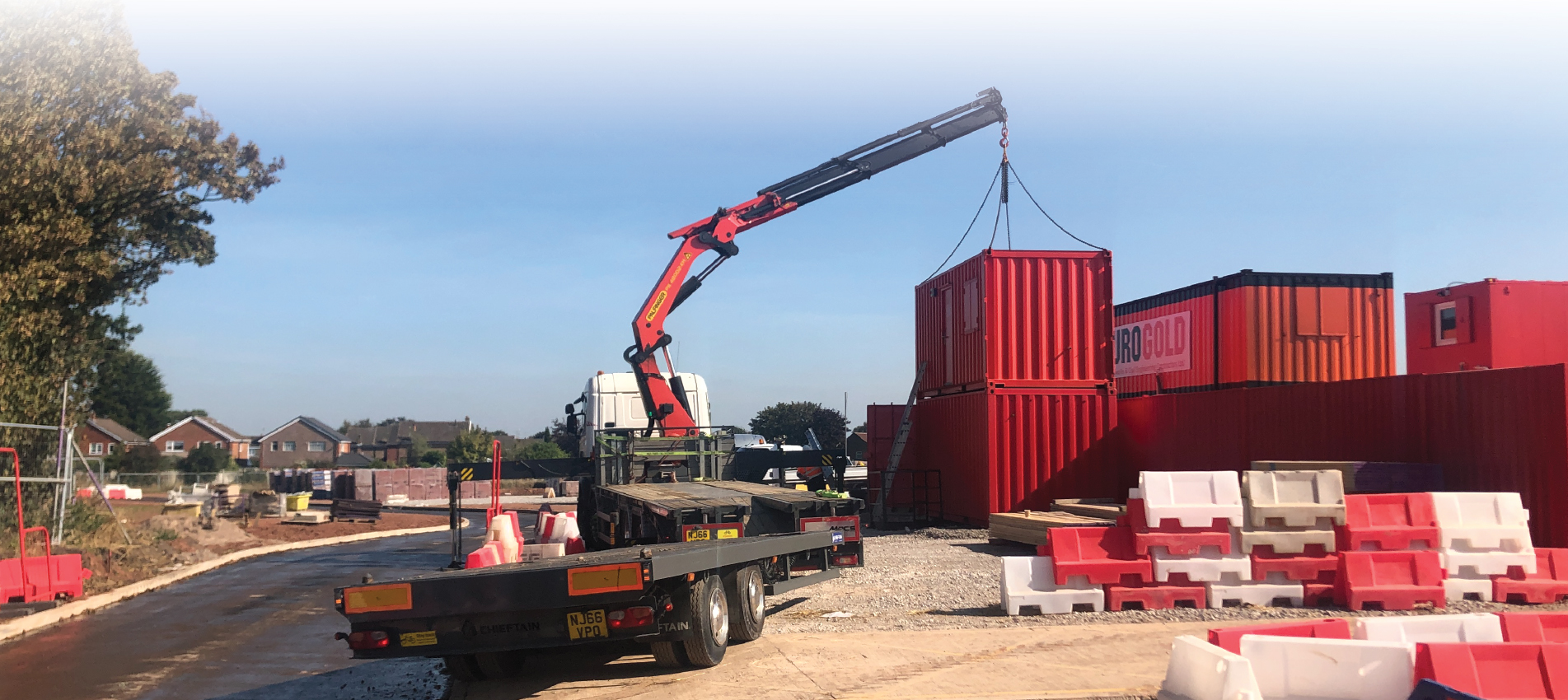 HIAB HIRE Greater Manchester