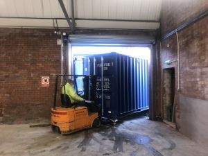 container services in Bolton