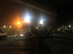excavator transport in Manchester