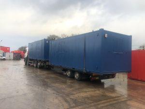Towable units in Preston