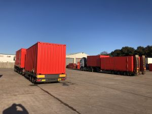 towable units in stockport
