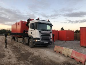 towable units stockport