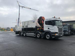 generator transport Ellesmere port